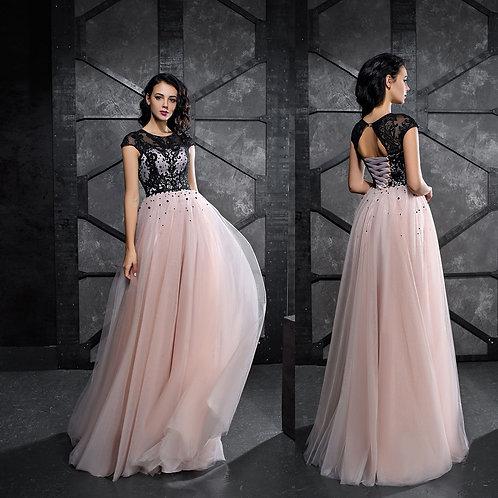 Вечернее платье из premium класса Арт.1026Б