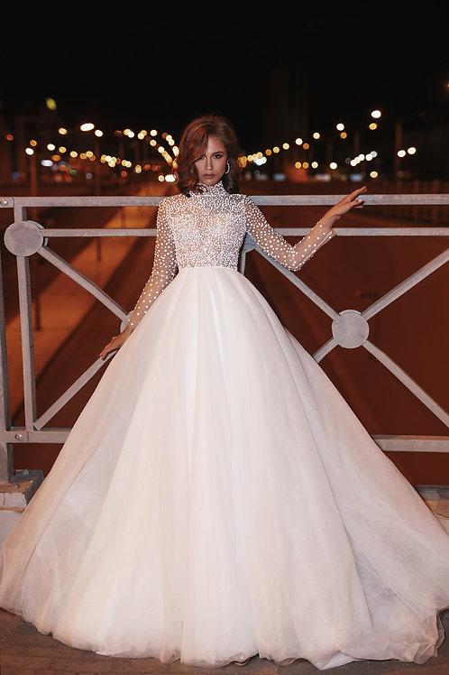 Пышное свадебное платье Арт.027
