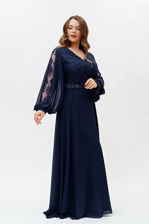 Вечернее платье из premium класса Арт. 538