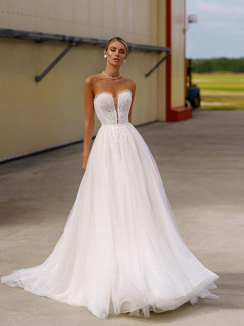 Свадебное платье  Арт. 095