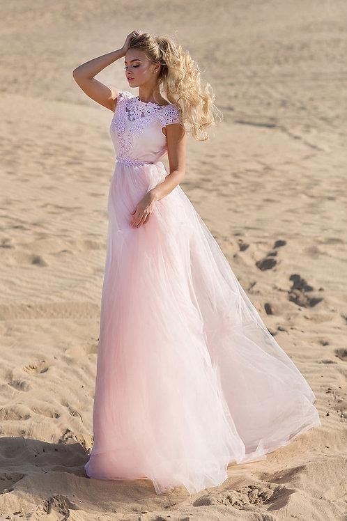 Эффектное платье из premium класса Арт. 109