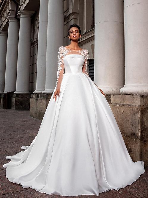 Свадебное платье  из premium класса Арт.014