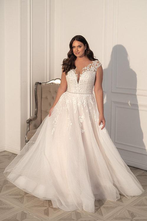 Свадебное платье  Арт.043