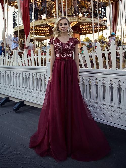 Вечернее платье из premium класса Арт. 279
