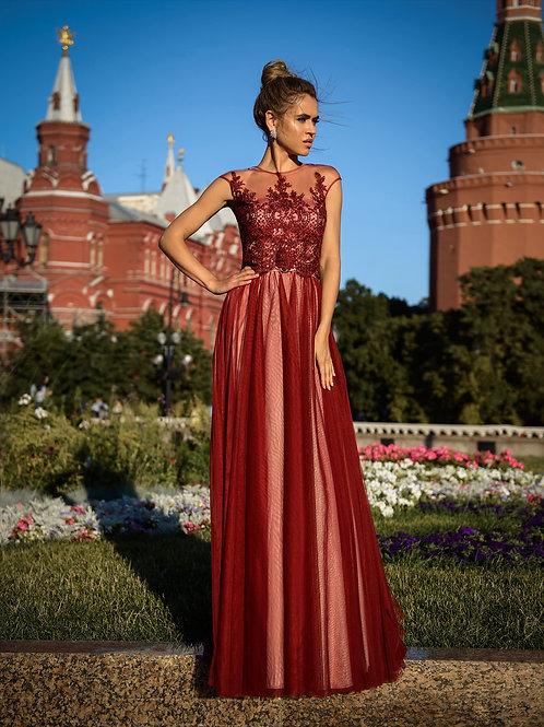 Вечернее платье из premium класса Арт. 277
