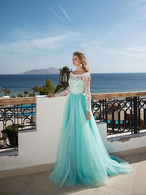 Вечернее платье из premium класса Арт. 273
