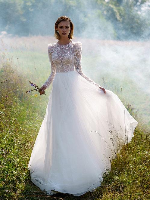 Свадебное платье  из premium класса Арт.017Б