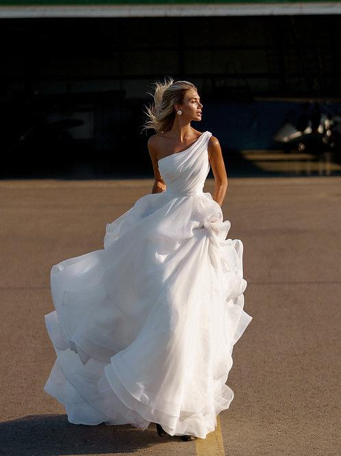 Пышное свадебное платье  Арт.030