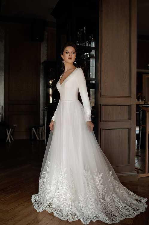 Свадебное платье  Арт. 088