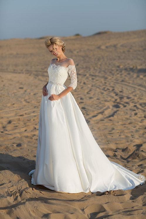 Свадебное платье Арт. 108