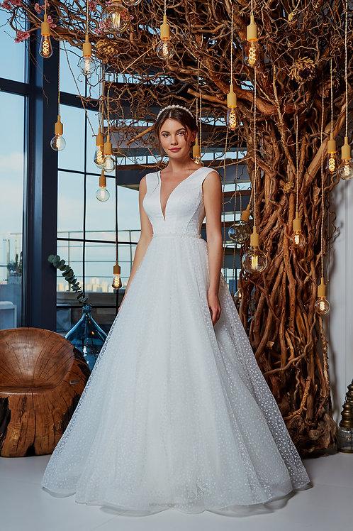 Свадебное платье из premium класса Арт. 080