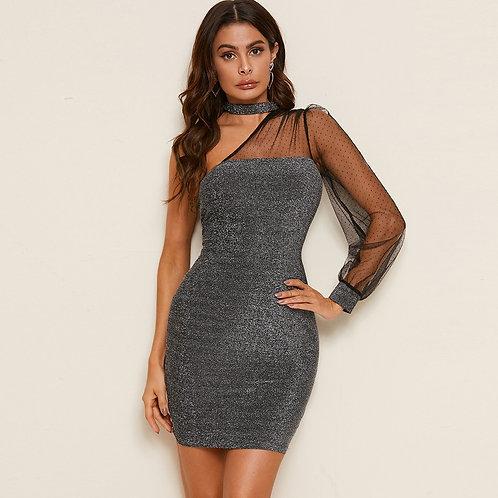Мерцающее платье Арт.632