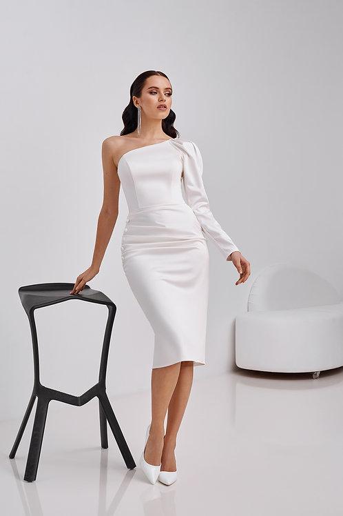 Укороченное свадебное платье Арт. 056