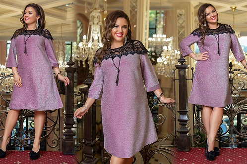 Мерцающее платье Арт.655