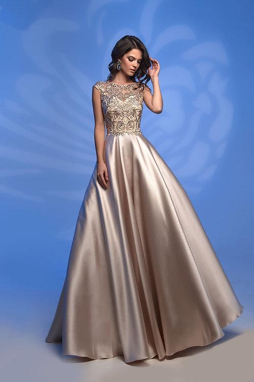 Вечернее платье из premium класса Арт. 515