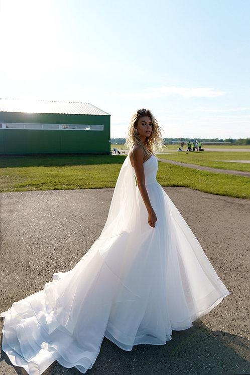 Пышное свадебное платье  Арт.030Б