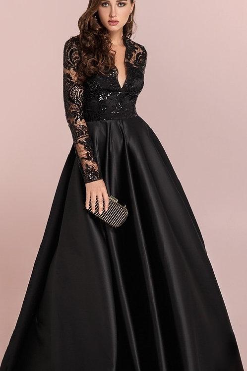 Вечернее платье из premium класса Арт.501