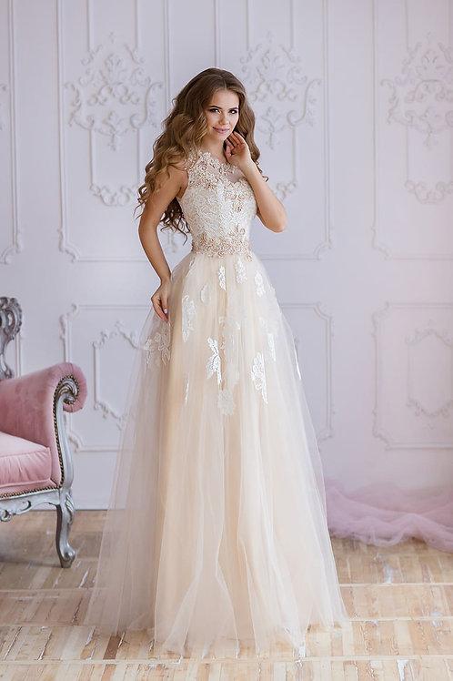 Вечернее платье из premium класса Арт.509
