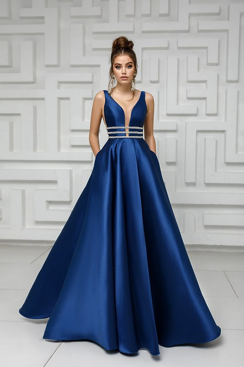 Вечернее платье из premium класса Арт.448