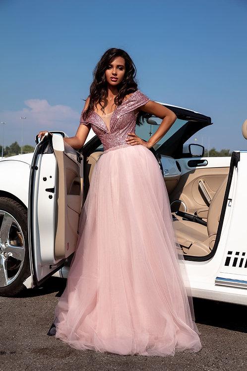 Вечернее платье из premium класса Арт.258