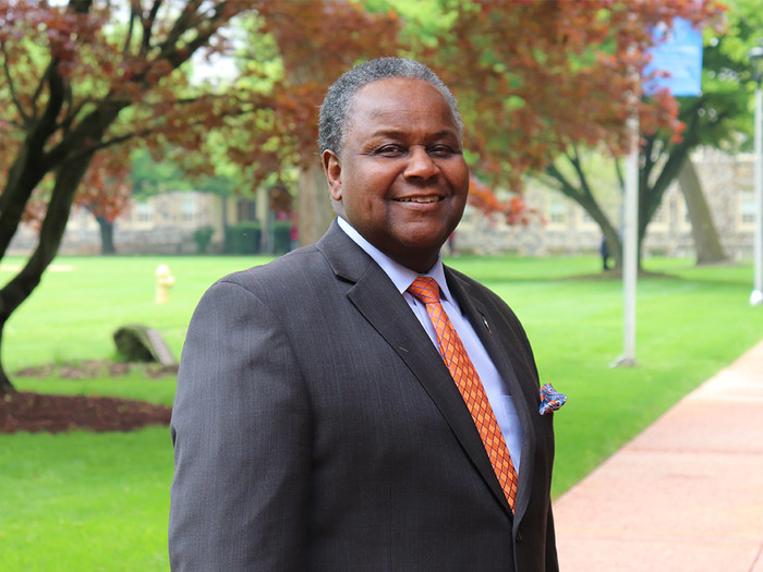 Cheyney's Leader Inspires as He Upgrades the University