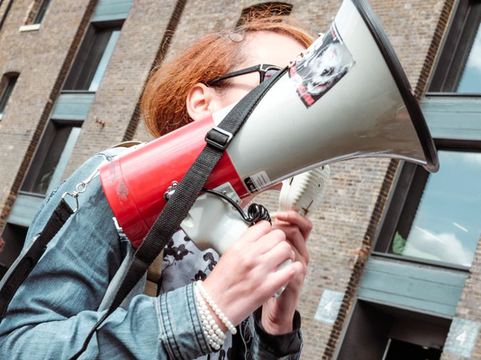 Coping With the Megaphone Screamers