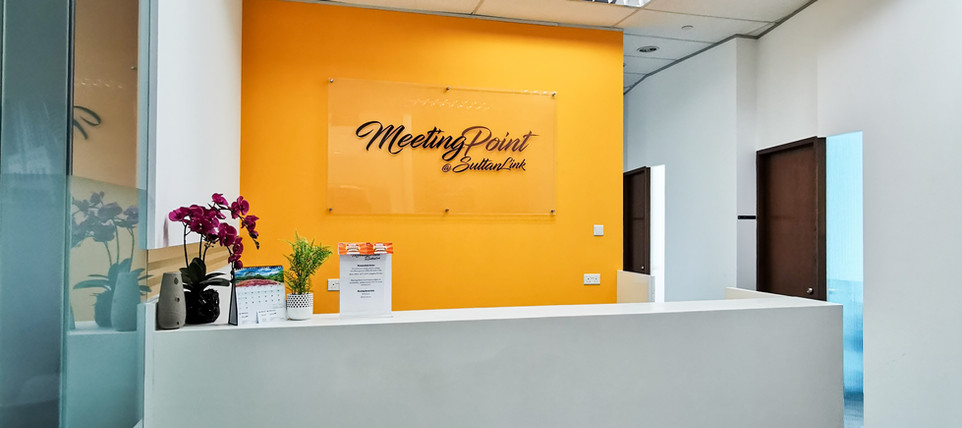 Meeting Point @ Sultan Link - Common Area