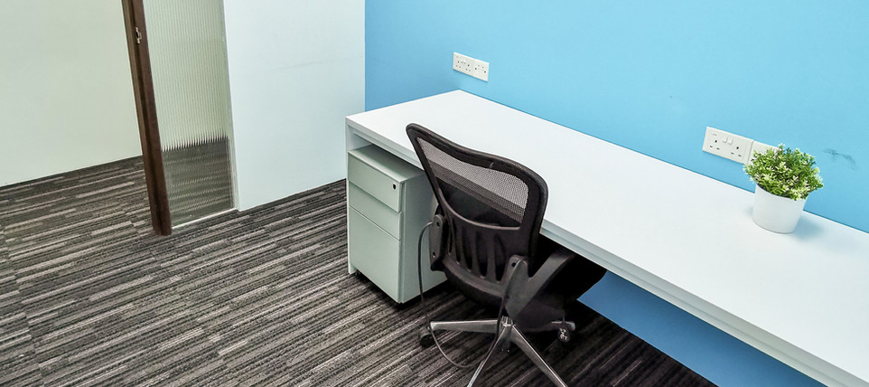 Meeting Point @ Sultan Link - 85 Sq Ft