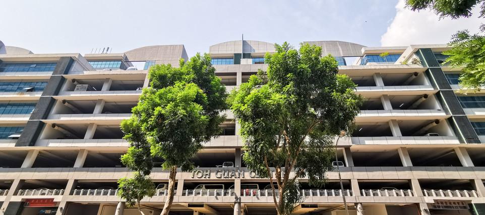 Toh Guan Centre - Building