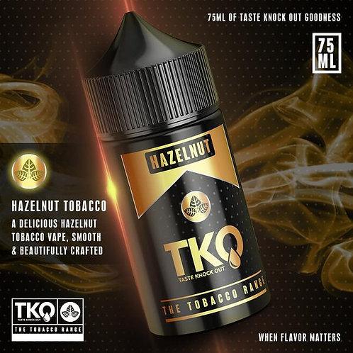 TKO Hazelnut Tobacco 75ml 3mg
