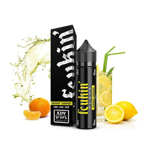 Fcukin Flava 60ml Smashing Lemonade 3mg