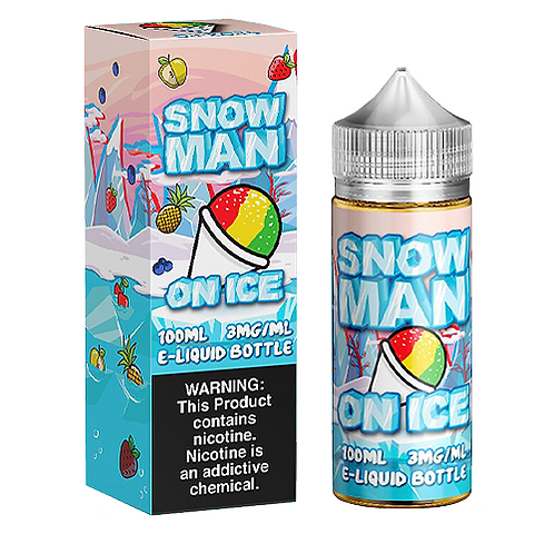 Snowman on Ice 100ml 3mg