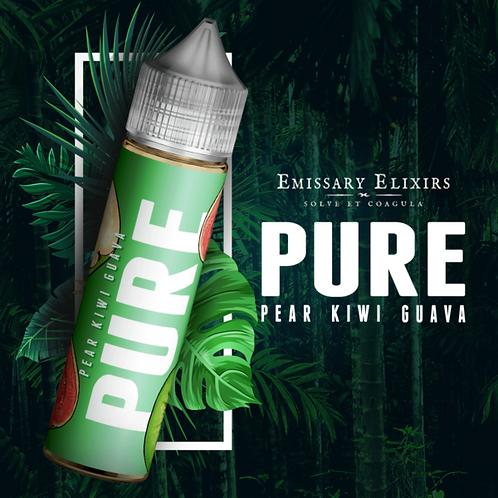 Emissary Pure Pear/Kiwi/Guava 120ml 3mg