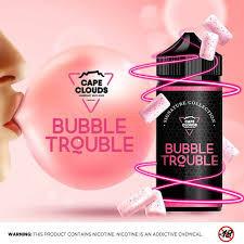 Cape Clouds Bubble Trouble 120ml 2mg