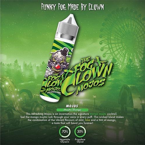 The Fog Clown Mojos 60ml 3mg