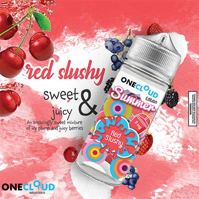 One Cloud Red Slushy 120ml 2mg