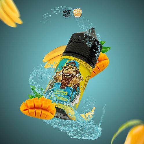 Nasty Cushman Mango Banana Nic Salts 30ml 35mg