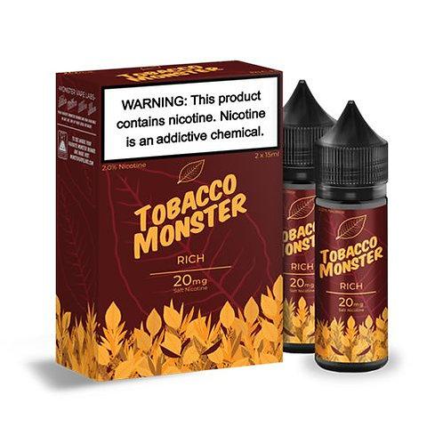 Tobacco Monster Rich Salt nic 30ml 20mg