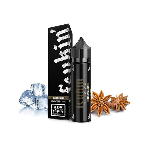Fcukin Flava 60ml Frosty Hacks 3mg