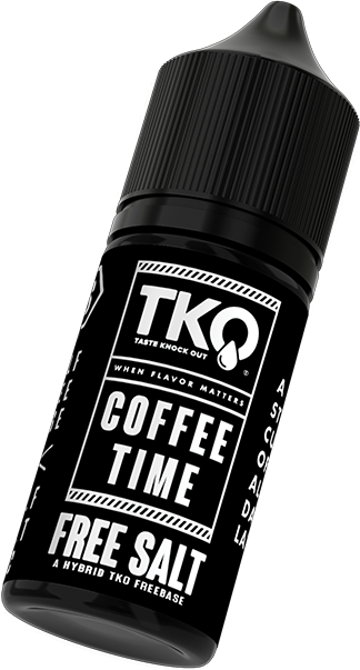 TKO Free Salts Coffee Time 30ml 24mg