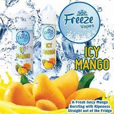 Freese Vapes Icy Mango 120ml 3mg