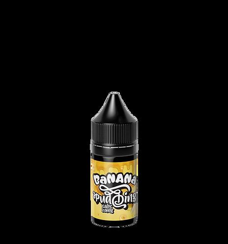 Cosmic Dropz Banana Pudding Nic Salts 30ml 20mg