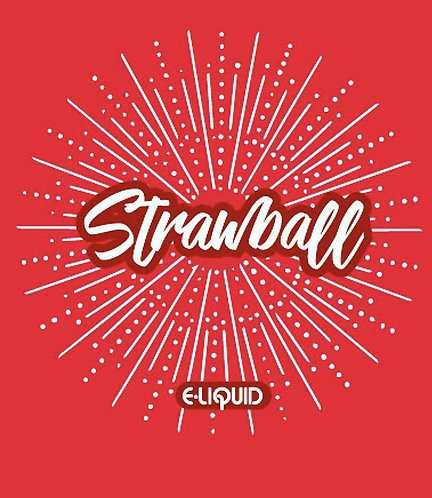 Lungasm Strawball 60ml