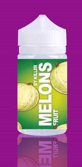 Nasty Killer Series Melons 120ml 3mg