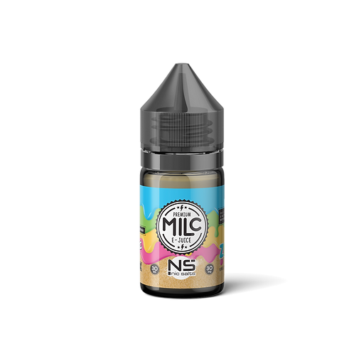 MILC Zewb Nic Salts 30mg 30ml