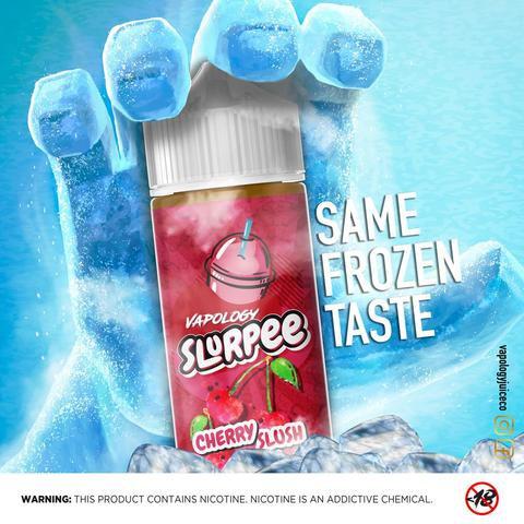 Vapology Cherry Slurpee 120ml 2mg