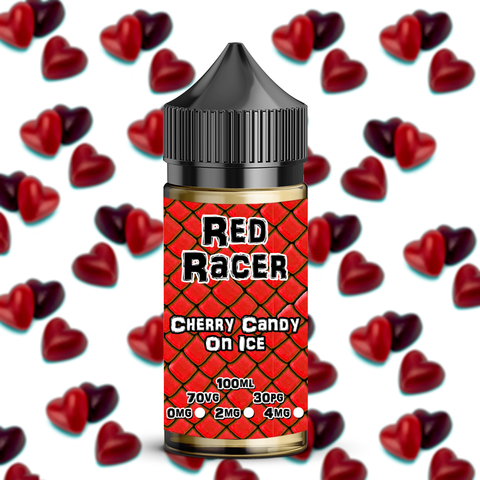 Red Racer by A4s 120ml 3mg