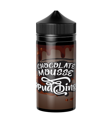 Cosmic Dropz Chocolate Mousse Pudding 120ml