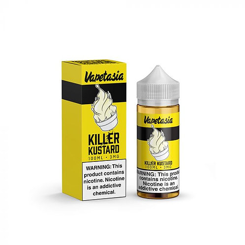 Vapetasia Killer Kustard 100ml 3mg