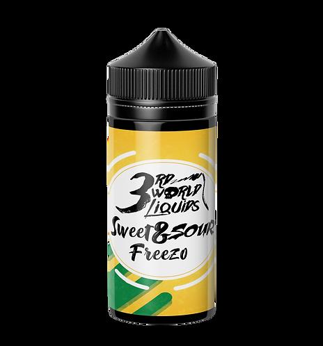 Cosmic Dropz Sweet & Sour Freezo 120ml 2mg